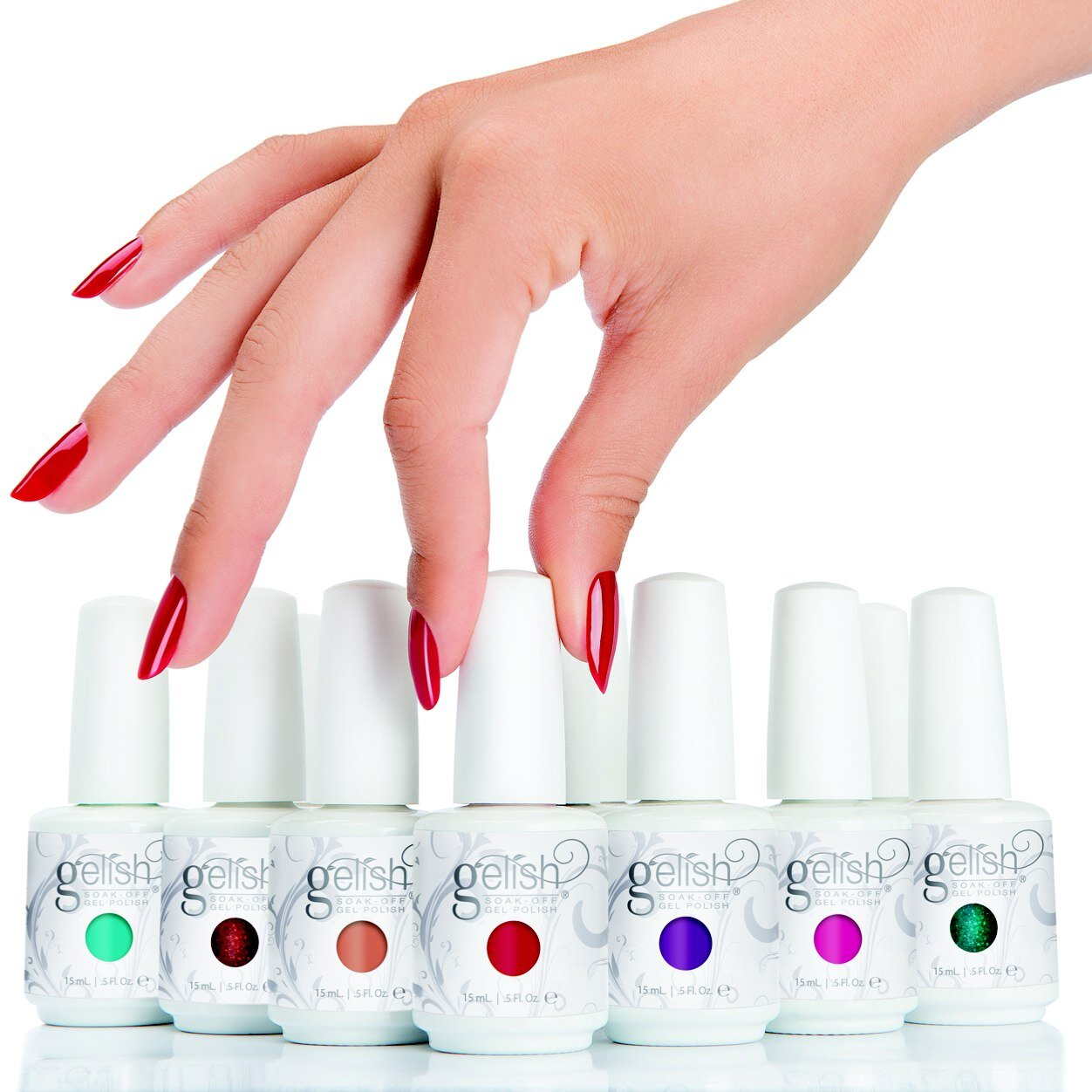 Gelish fingers toes bellissimo limerick for 33 fingers salon reviews