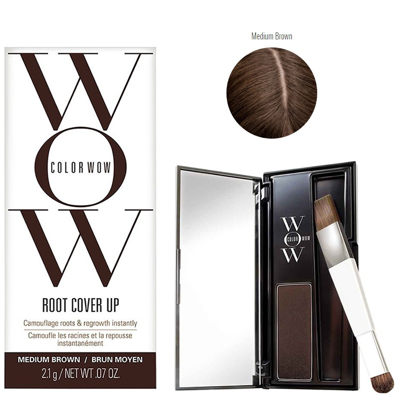 Colour Wow Root Cover Up Medium Brown Bellissimo